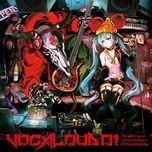 vocaloud 01 - breaking of the emotion - hatsune miku, megurine luka, kagamine rin