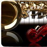 hoa tau saxophone tuyen chon - v.a