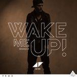 wake me up (remixes ii) (single) - avicii