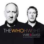 wire & glass (ep) - the who