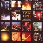 one wild night 2001 - bon jovi