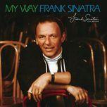 my way - frank sinatra