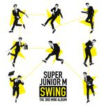 swing (korean version) (mini album)  - super junior-m