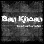 Băn Khoăn (Single)
