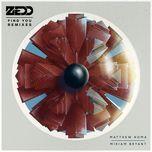 find you (remixes ep) - zedd