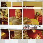 kiss me, oh kiss me (single) - david fonseca