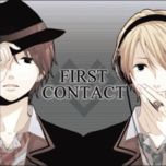 first contact (mini album) - clear, nero