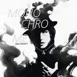 monochrome - nero