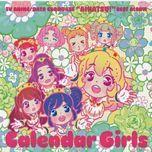 aikatsu! best album calendar girls (cd1) - star anis