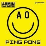 ping pong (ep) - armin van buuren