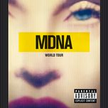mdna world tour (explicit live album) - madonna