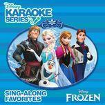 disney karaoke series: frozen - v.a