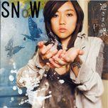sakasama no chou (single) - snow