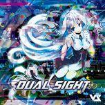 dual sight - vanguard sound, hatsune miku, ia
