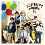 start up! (japanese single) - boyfriend