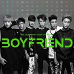 obsession (mini album) - boyfriend