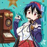 nisekoi bonus cd vol.3: trick box - mikako komatsu