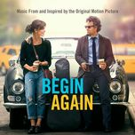 begin again ost (deluxe version) - v.a