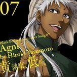 kuroshitsuji ii character song 07 - agni - hiroki yasumoto