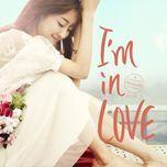 i'm in love (single) - ailee, 2lson