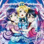 kira-kira sensation! / happy maker! (single) - μ's