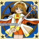 cardcaptor sakura ost 4 - takayuki negishi