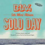 solo day (mini album) - b1a4