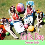 girl's day everyday #4 (mini album) - girl's day