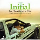 initial j: jay chou's greatest hits + theme songs from initial d the movie - jay chou (chau kiet luan)