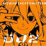 mekakucity actors bonus cd - kisaragi attention (vol.2) - jin, haruna luna