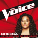 total eclipse of the heart (the voice performance) (single) - cheesa