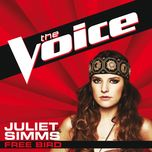free bird (the voice performance) (single) - juliet simms