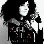 what did i do (single) - sophie delila