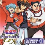 yu-gi-oh! duel monsters gx sound duel (vol. 1) - v.a