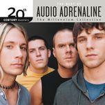 20th century masters - the millennium collection the best of audio adrenaline - audio adrenaline