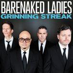 grinning streak (deluxe version) - barenaked ladies