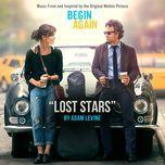 lost stars (single) - adam levine