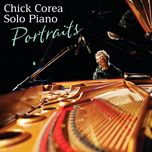solo piano: portraits - chick corea