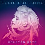 halcyon days (standard edition) - ellie goulding