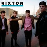 me and my broken heart (ep) - rixton