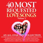 40 most requested love songs (vol. 2) - v.a