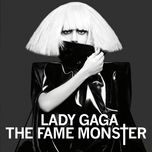 the fame monster (deluxe version) - lady gaga