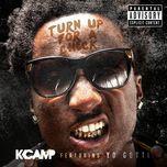 turn up for a check (explicit single) - k camp, yo gotti