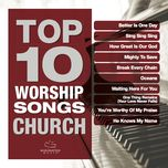 top 10 worship songs church - v.a