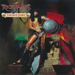 throwin' down - rick james