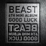 good luck (mini album) - beast
