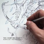 the hunting party: acapellas + instrumentals - linkin park