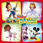 disney junior get up and dance - v.a