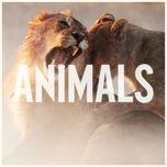 animals (single) - maroon 5