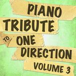 piano tribute to one direction (vol. 3) - piano tribute players
